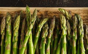 prebiotics and sleep - image of asparagus