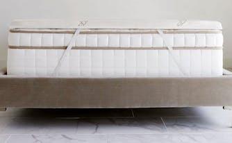 saatva latex mattress topper