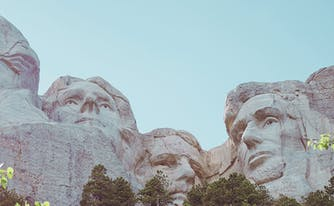 presidential sleep facts - image of mount rushmore