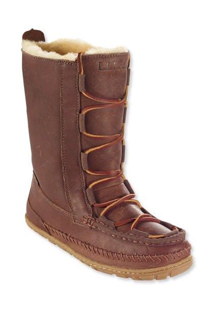 L.L. Bean Wicked Good Lodge Boot
