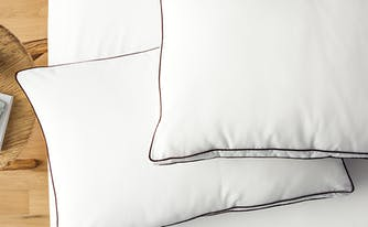 guide to pillow types - image of pillows