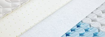image of hybrid mattress