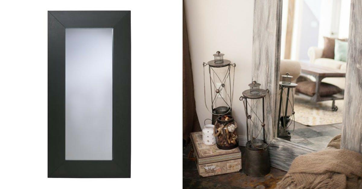 Mongtad Mirror - Ikea mirror hack