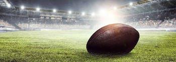 college football teams that prioritize sleep - image of football on field