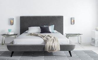 saatva porto bed frame