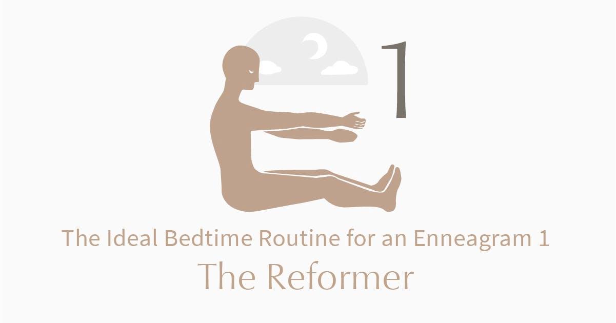 enneagram 1, the reformer, practicing yoga