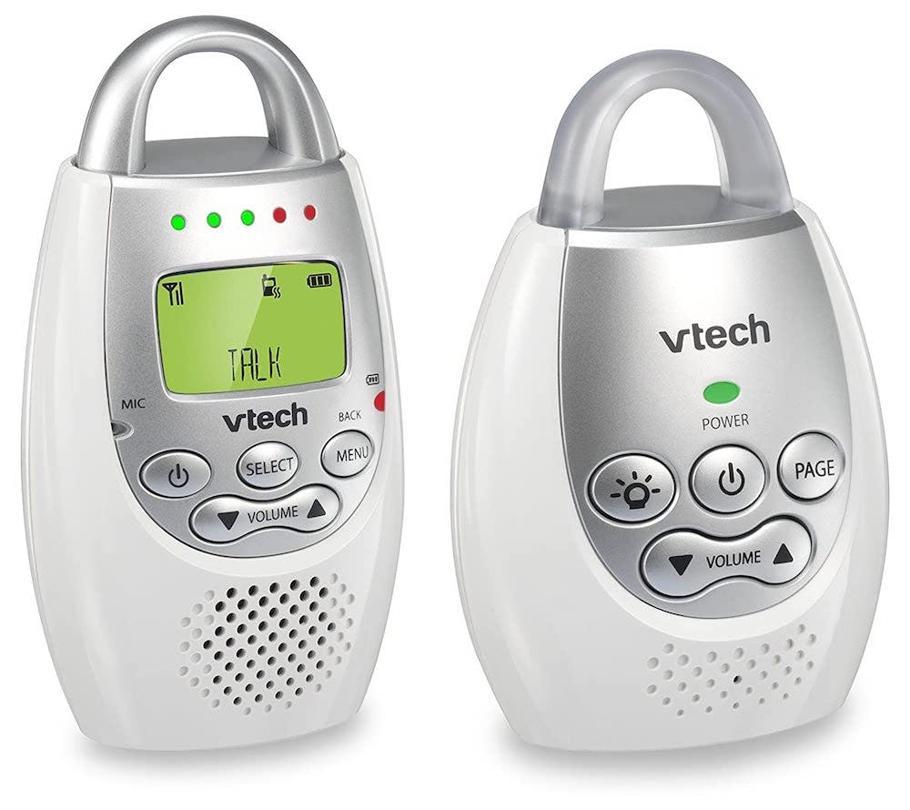 vtech baby monitor for baby registry