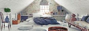 cozy cottagecore bedroom