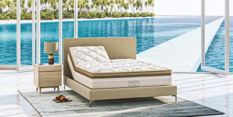 saatva adjustable mattress