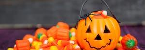how sugar affects sleep - halloween candy