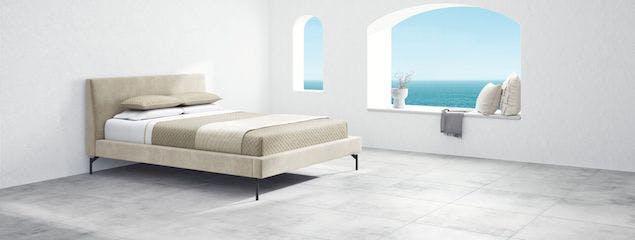 Saatva's Copenhagen bed frame