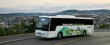 Saga Tenix delivers solutions to OsloBuss