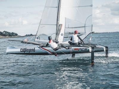 Nacra F20 Carbon FCS