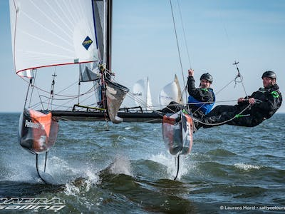 Nacra Infusion MK3 FCS