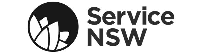 Client logo - Service NSW