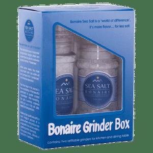 Grinder box