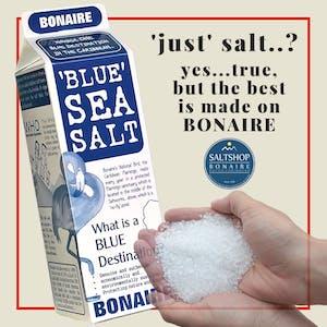 'Blue' Sea Salt