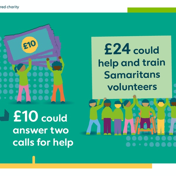 £10 could answer two calls for help - Facebook image