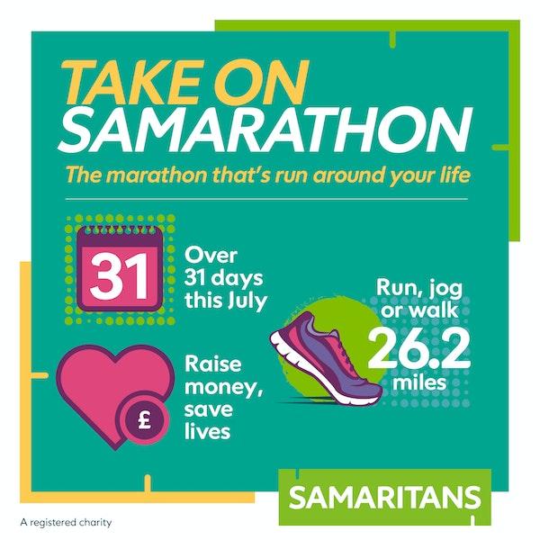 Take on Samarathon icon