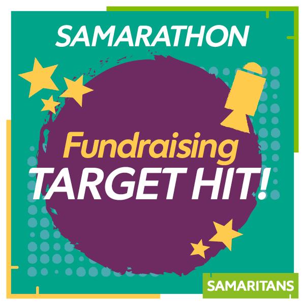 Fundraising target hit