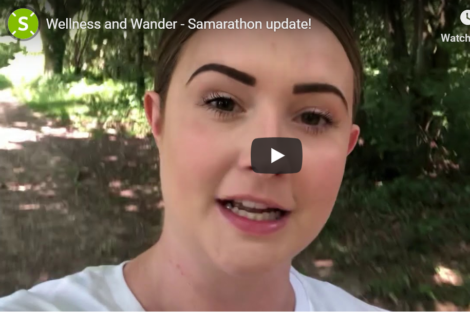 Image of a video from Wellness & Wander's training blog