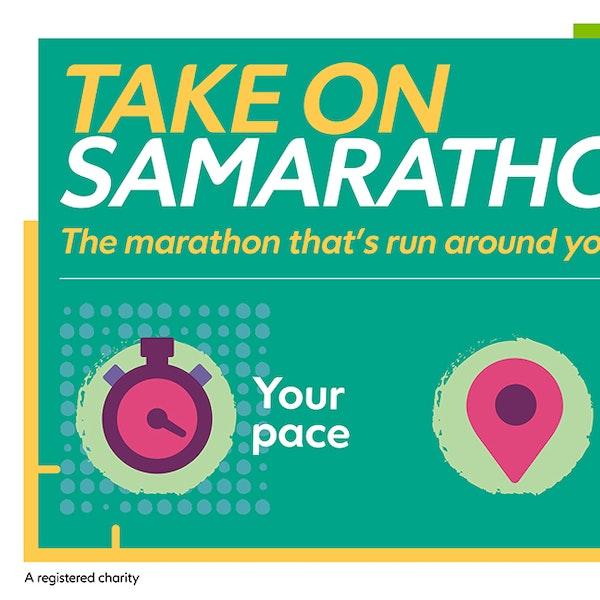 Take on Samarathon - facebook image