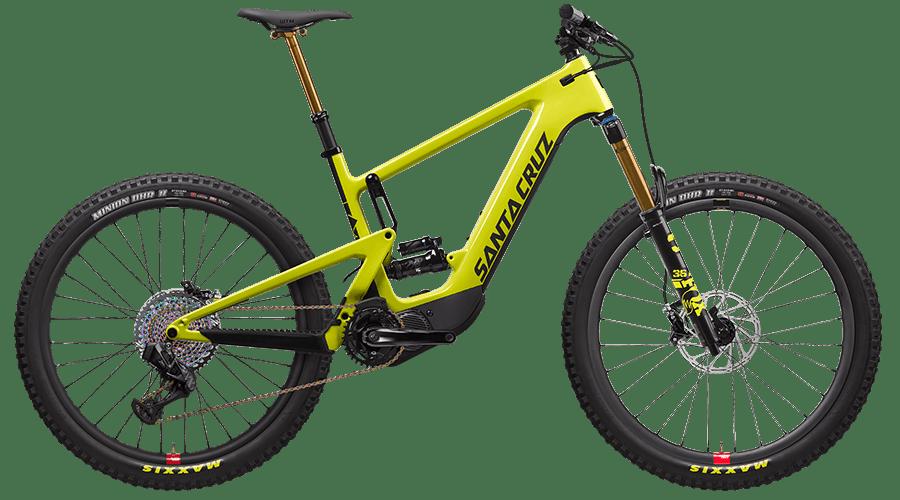 Heckler electric mountain bike