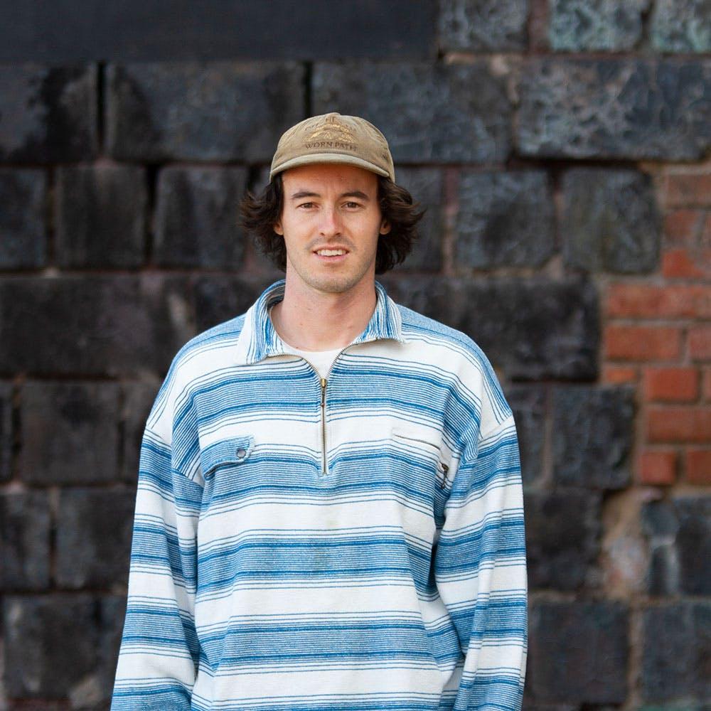 Oliver Zwar Portrait