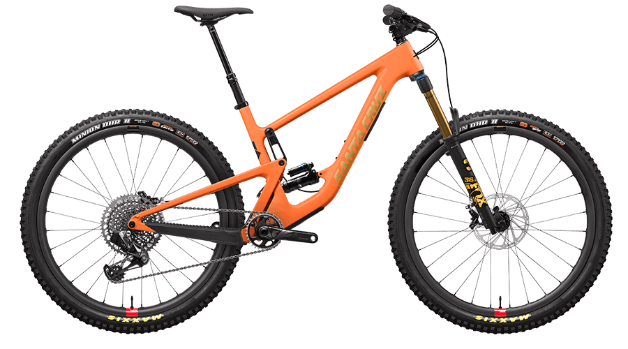 "Hightower 29"" mountain bike"