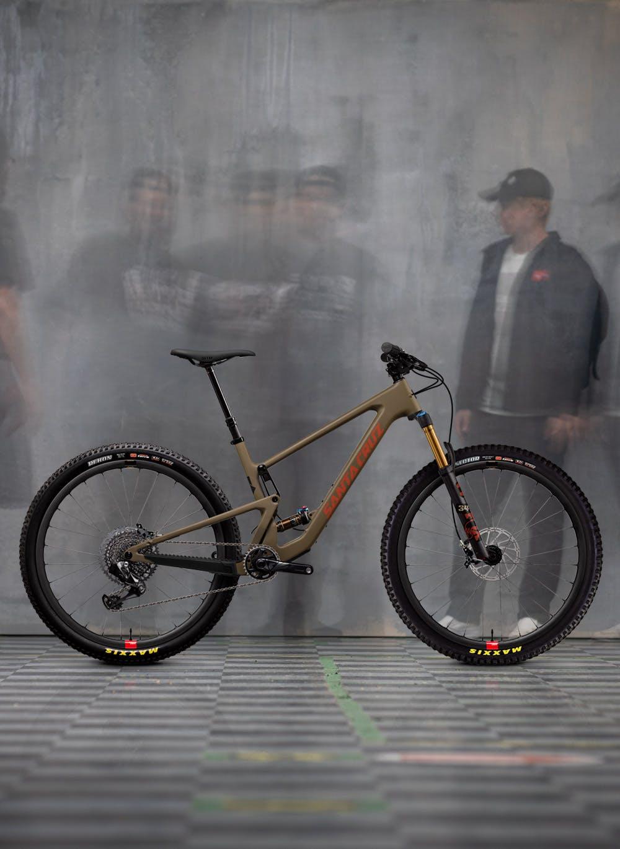 Tallboy X01 AXS RSV in Earth Brown