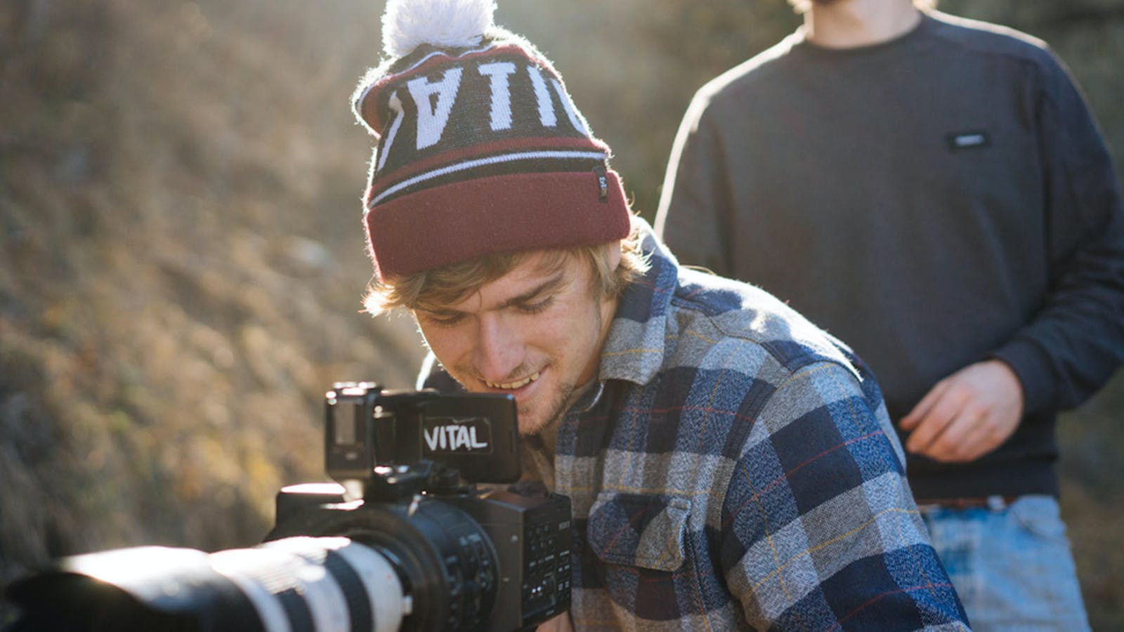 Steel City Media filmmaker and founder Joe Bowman