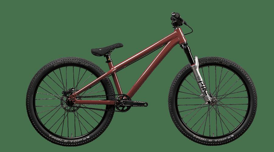 Jackal dirt jump bike