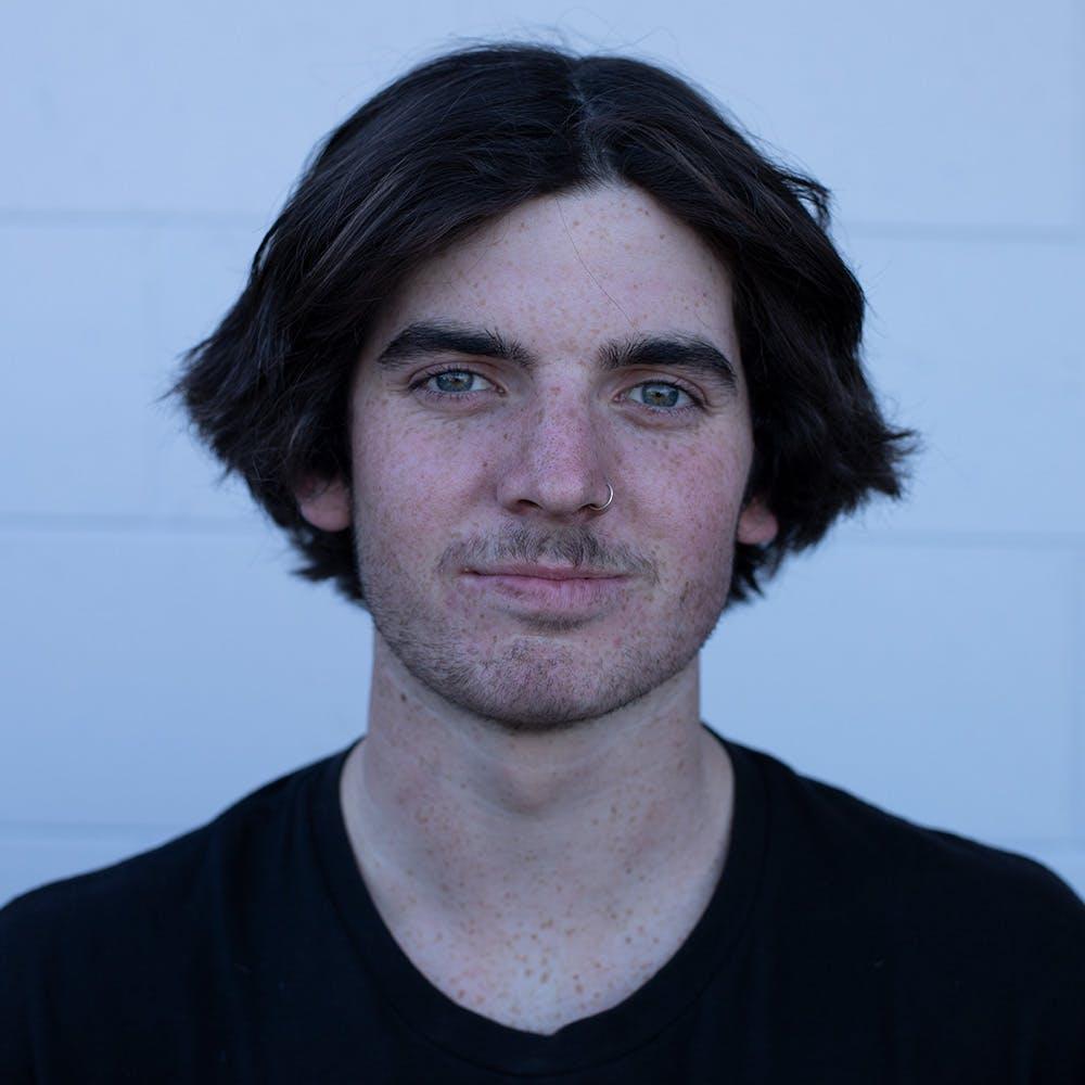 Finn Hawkesby-Browne Portrait