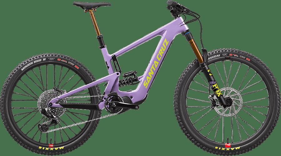 Bullit electric mountain bike