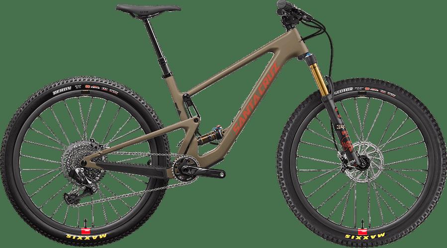 """Tallboy 29"""" mountain bike"""