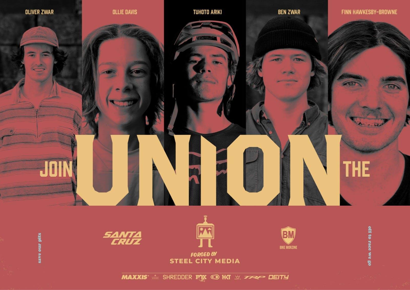 The Union - Team Portraits
