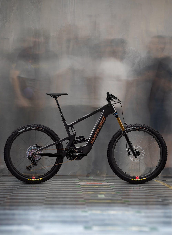 2022 Heckler X01 RSV in Black