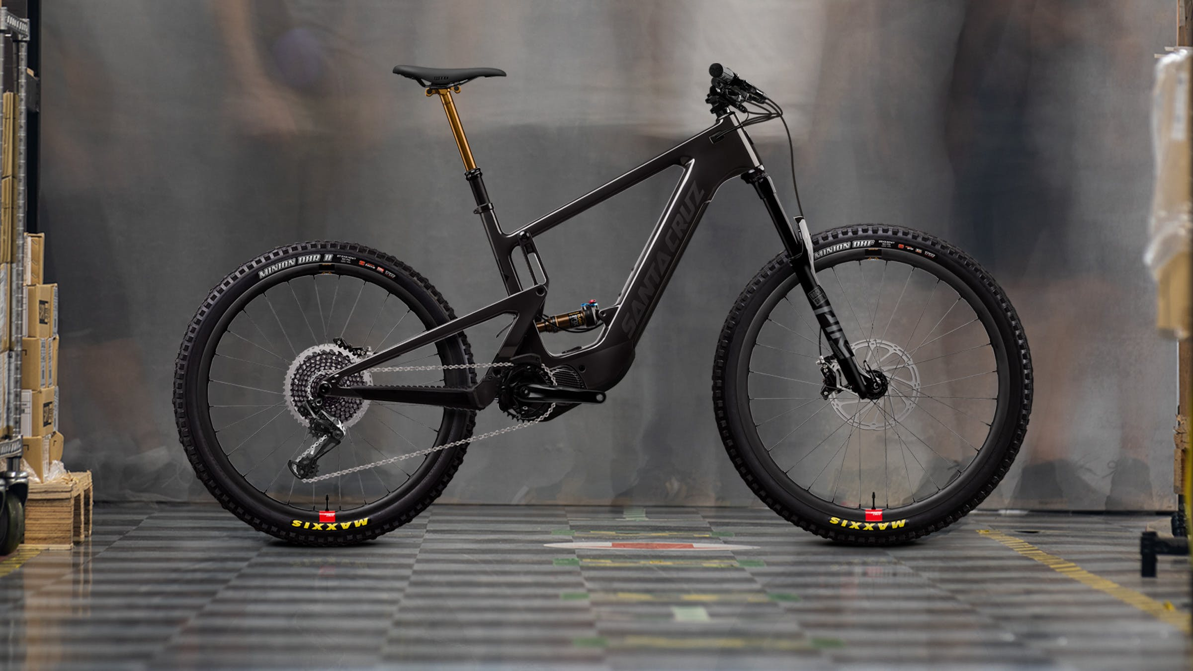 2022 Heckler MX X01 RSV in Black
