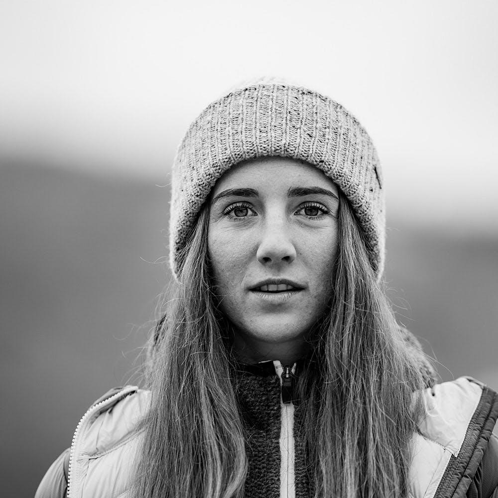 Portrait of Santa Cruz-FSA rider Greta Seiwald