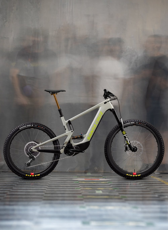 2022 Heckler MX X01 RSV in Fog