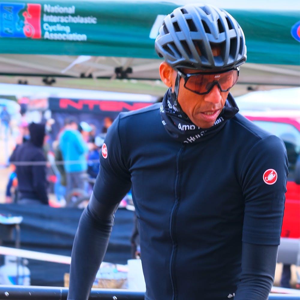 Reggie Miller rider profile