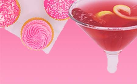 Stay, Eat & Drink PINK