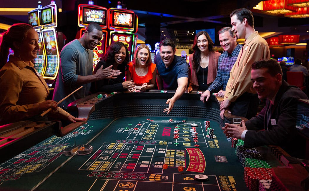 Table Games Rivers Casino Resort Schenectady