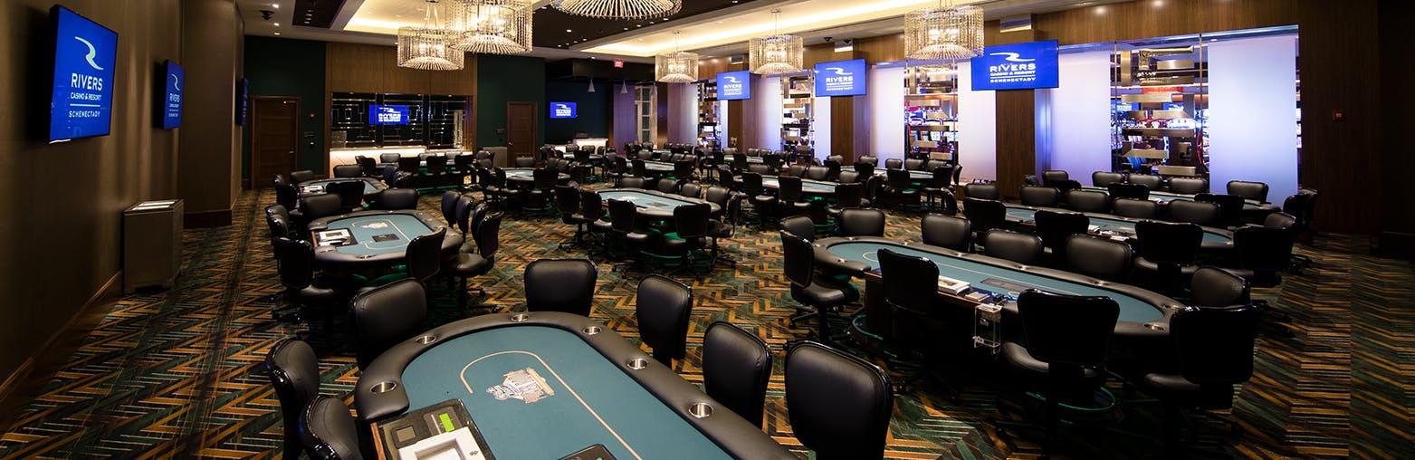 Rivers casino poker room casino internships atlantic city