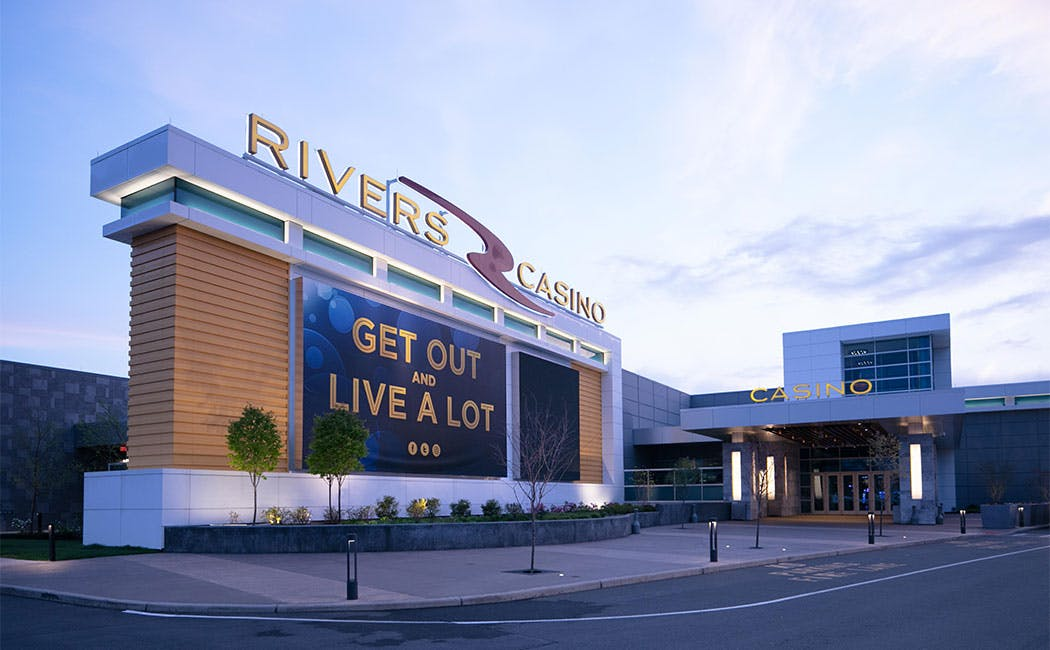 RIVERS CASINO & RESORT SCHENECTADY TEMPORARILY SUSPENDS OPERATIONS