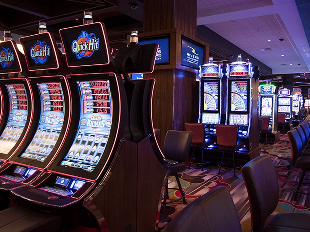 Slots — Rivers Casino & Resort Schenectady