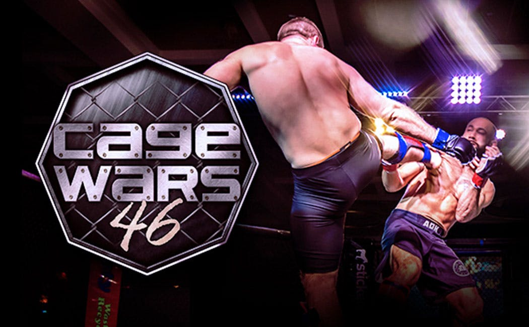 CAGE WARS 46
