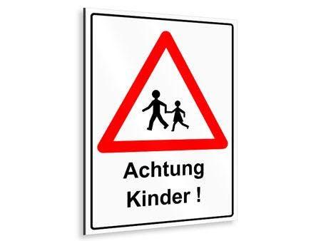 ACHTUNG KINDER KINDERSCHILD DREIECK