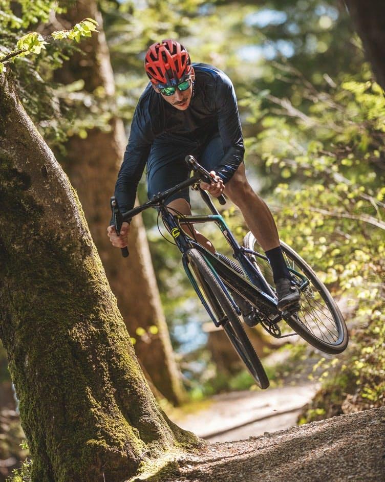 Gravel Biker
