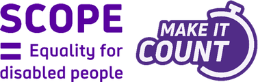 Scope and Make It Count logos